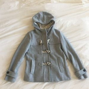 GAP Grey  short coat